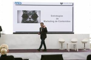 Conferencia Estrategias de Marketing de Contenidos