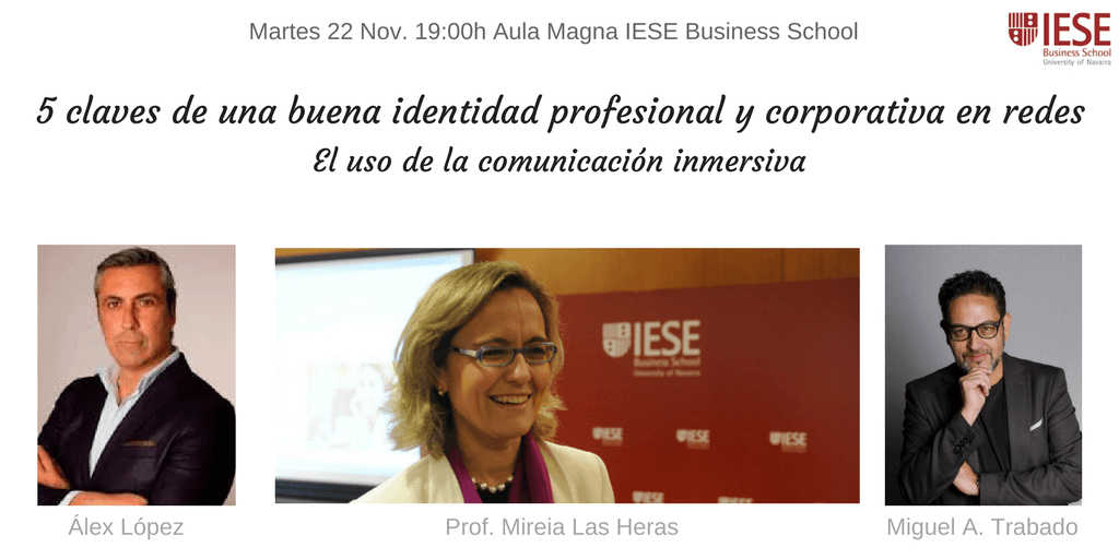 Conferencia employer branding IESE