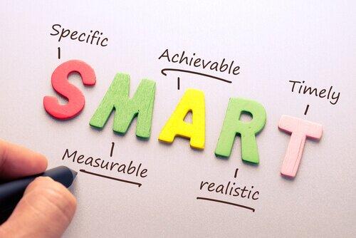 Definición de objetivos SMART
