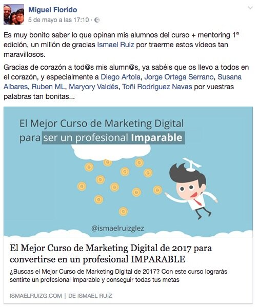 ugc, user generated content, storytelling dinamico, marketing de contenidos, content marketing, marketing digital, marketing online, cursos de marketing, formacion