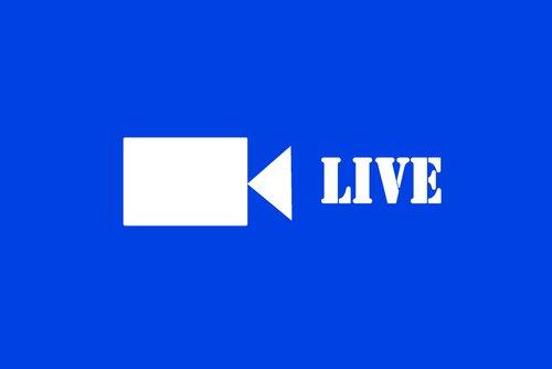 Facebook live, streaming con facebook, facebook mentions