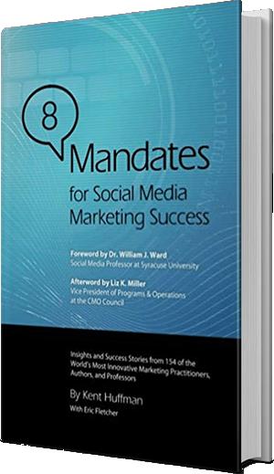 Miguel Angel Trabado - Libros - 8 Mandates for Social Media Marketing Success