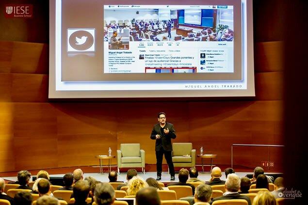 Miguel Angel Trabado - Conferencias - Estrategia de Ventas